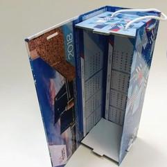 коробка оригинальная из переплетного картона