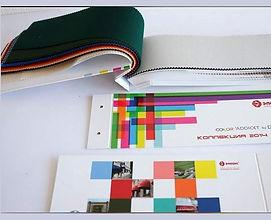 хангер для образцов ткани