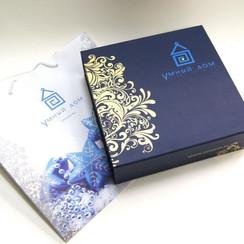 коробка шкатулка для подарка