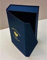 коробка шкатулка с магнитом