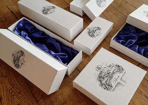 коробки для деловых подарков