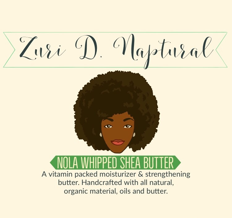 Zuri D. Naptural is one of my favorite company's! They have a healthy hair growing product that caters to all hair textures, all hair types, and skin! Yessss hunni , skin! Take my word on it! I've been using this hair company products for almost two years and I love it!  I recommend their products to everyone that ask me about my hair growth. Their products are organic, and handmade, catch all of their sales and updates at : www.zuridnaptural.co or at Instagram: @zuridnaptural