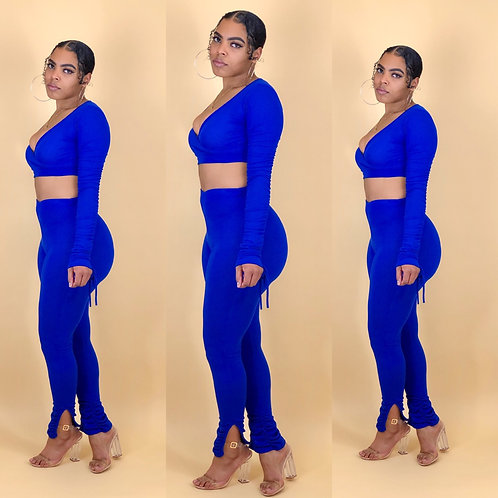 """Erianna"" Royal Blue"