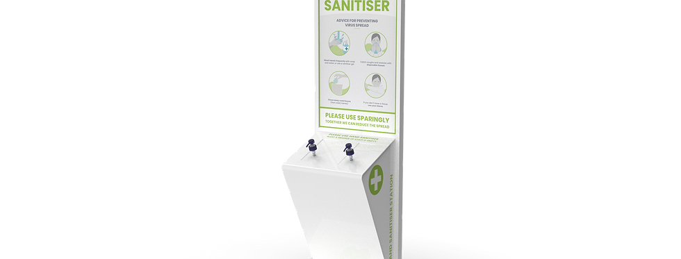 10/20L Hand Sanitiser Station