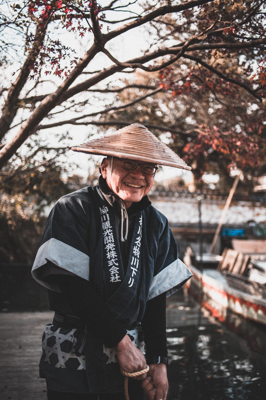 Gondolier, Japan