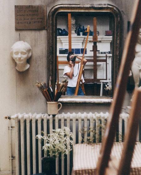 Photographe mode Paris maternité