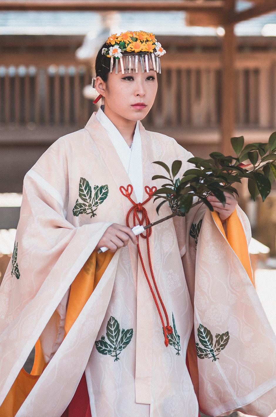 Hetsu Miya Shrine, Fukuoka, Japan