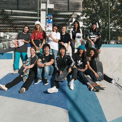 Avec Realaxe, les filles s'emparent du skate et cassent les codes