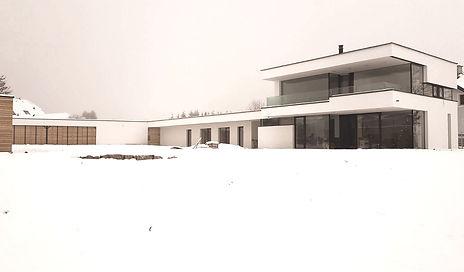 Einfamilienhaus NÖ _ für Backraum Architektur