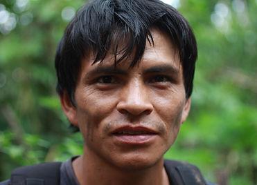 Indigenous Ayahuasca Shaman Apprentice Harakbut