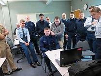 Police Diving Instrution