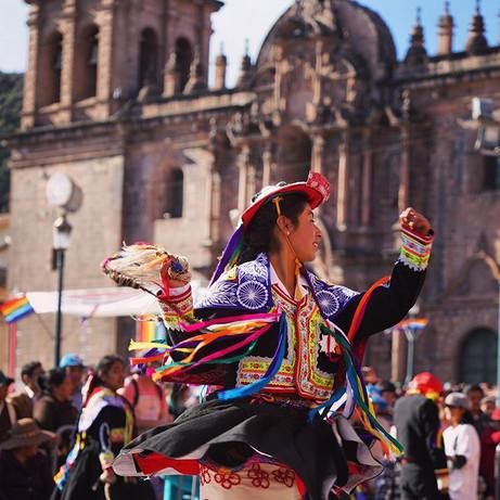 Cusco Peru, where our retreats begin.