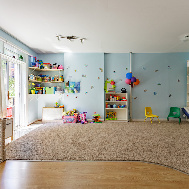 Play Room in Park Slope