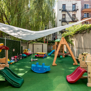 Outdoor Space in Park Slope
