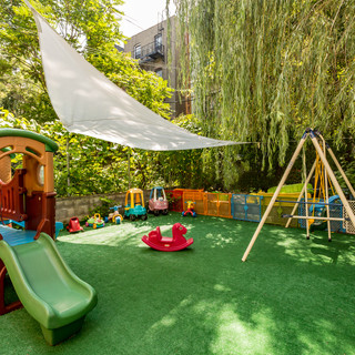 Park Slope Outdoor Space