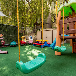 Park Slope Day Care Outdoor Space