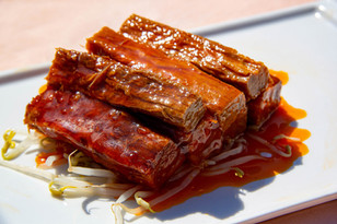 Rindfleischatreifen mit Chili und Bergpfeffer