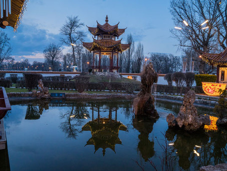 ACBA Frühlingsfest im China Sichuan Restaurant