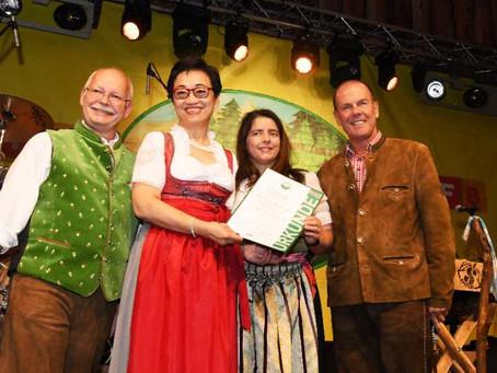 WKO-Auszeichnung für Wiens traditionsreiches China-Restaurant