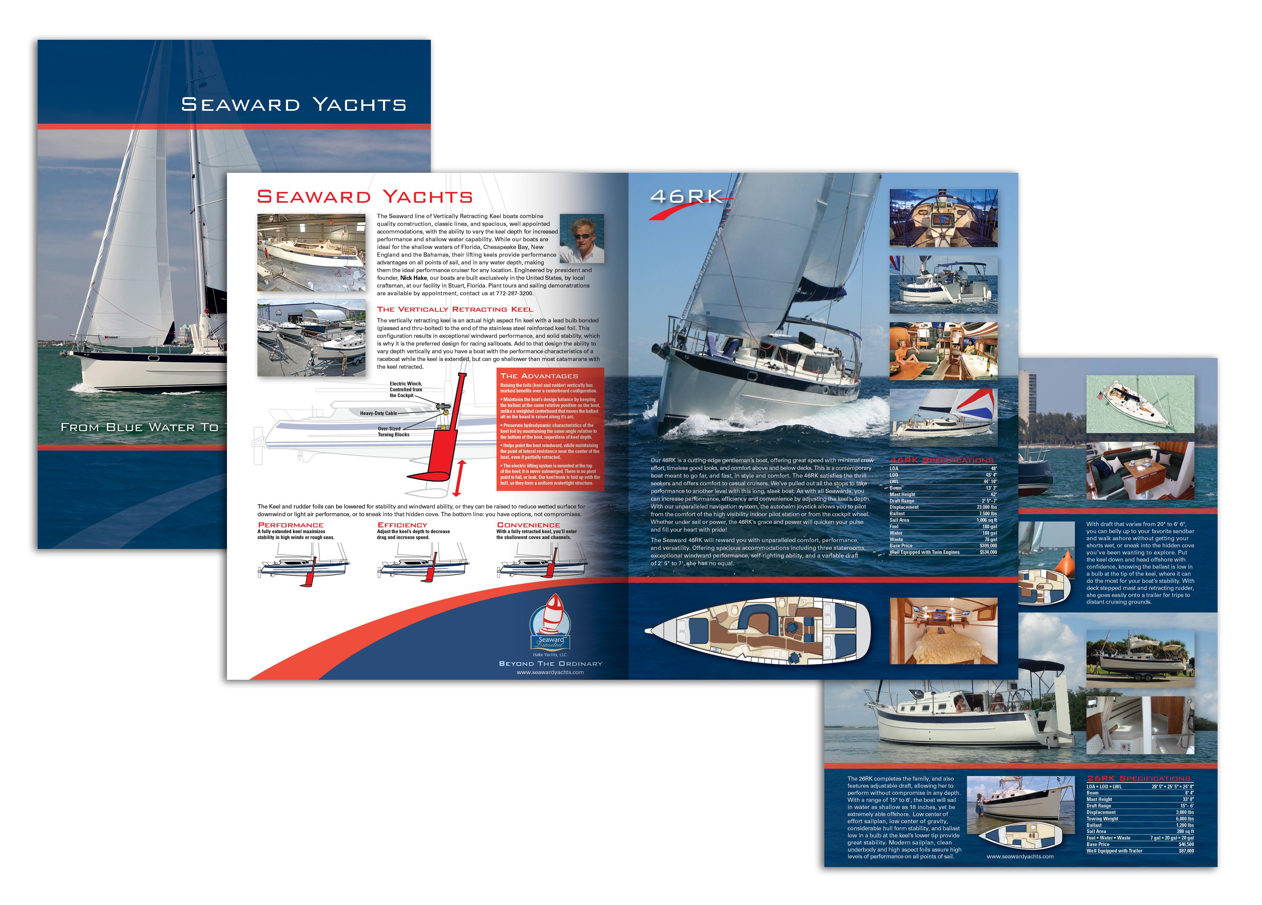 Hake Yachts | Seaward