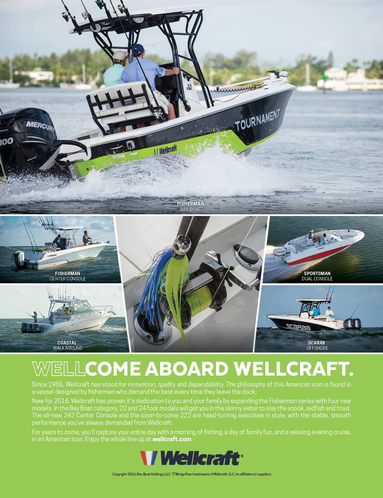 Wellcraft Boats