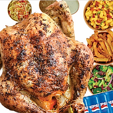 WHOLE CHICKEN COMBO