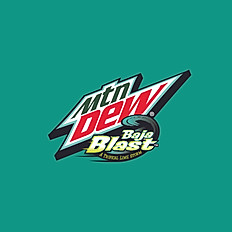 Baja Blast Mountain Dew