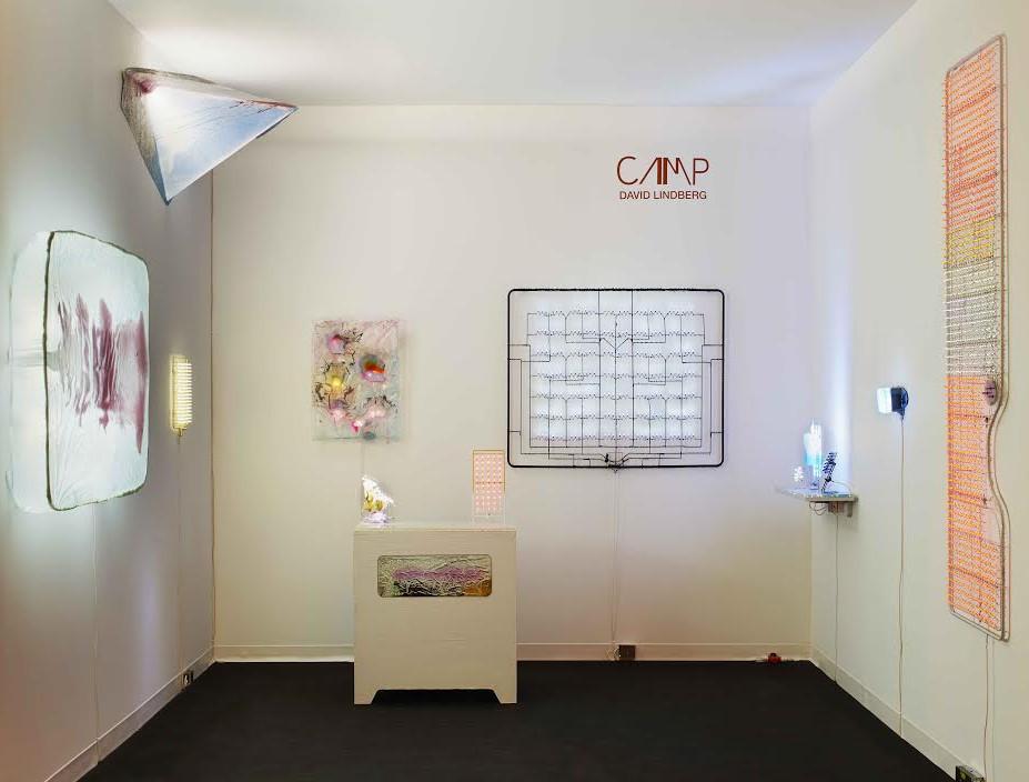 Camp Design Gallery - Design Miami 2017