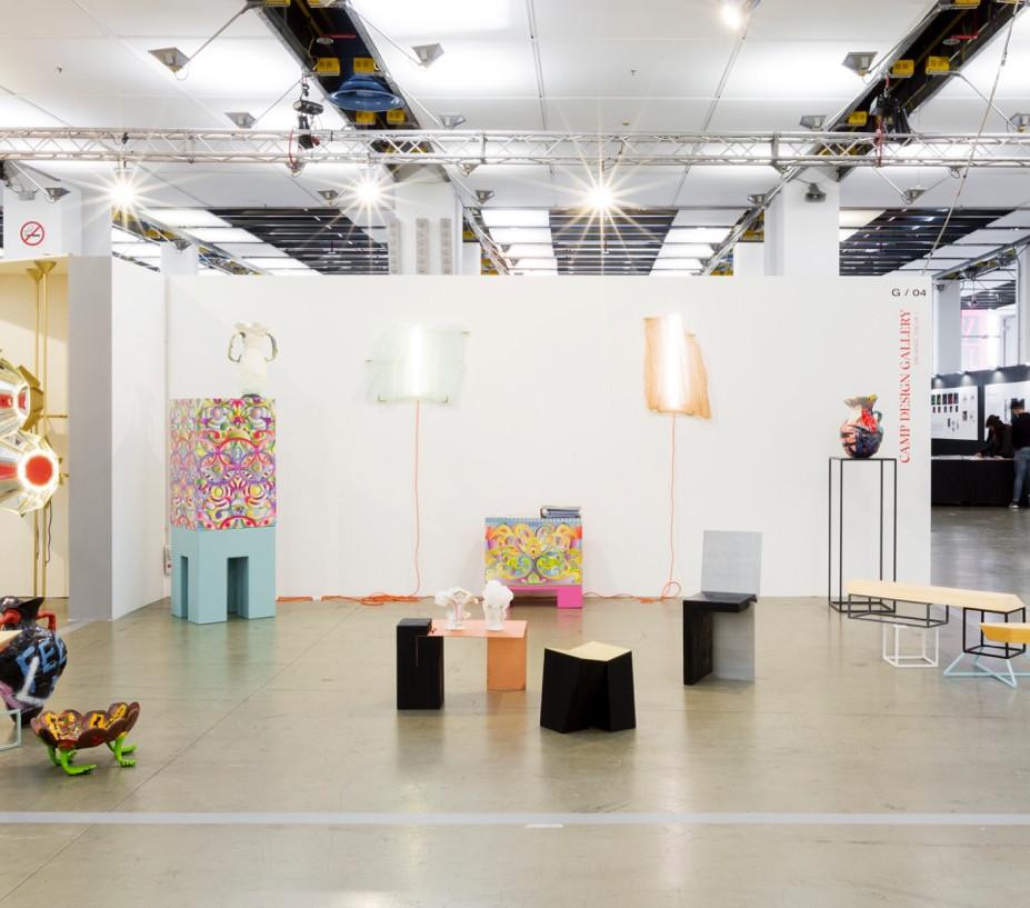 Camp Design Gallery - Operae 2017