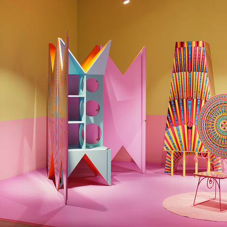Design Miami Basel Booth view
