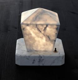 Adaptations - Marble lamp