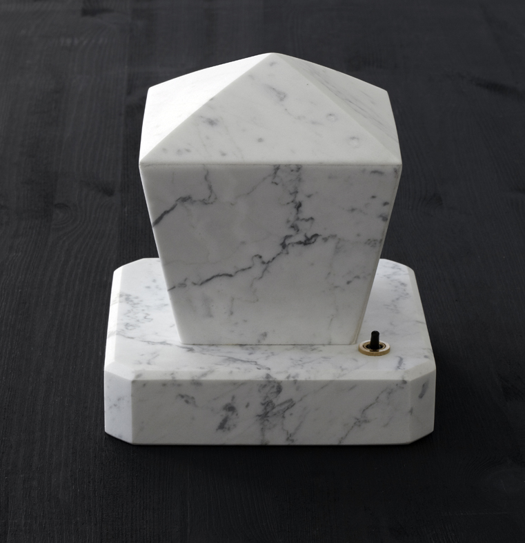Adaptations: Marble Table lamp