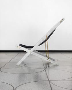 Adaptations: Marble deckchair