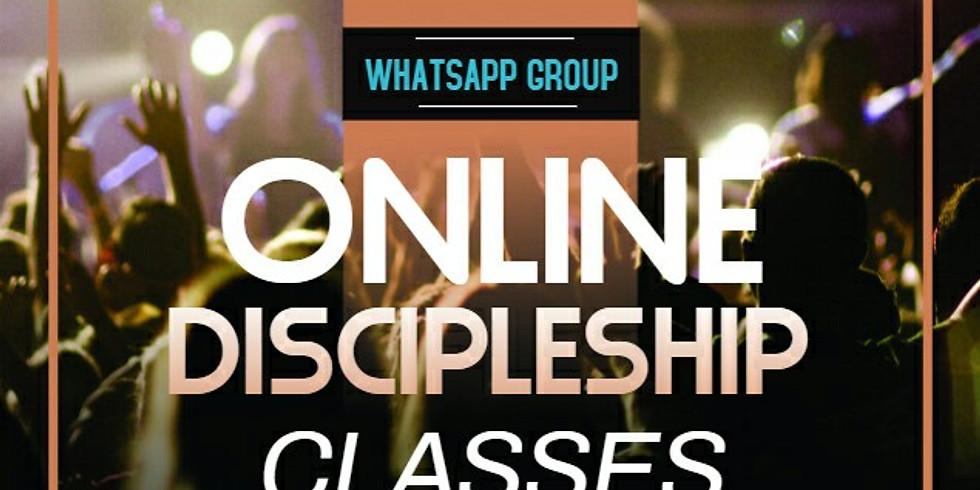 Global Christian Network - Discipleship Classes
