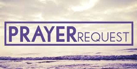 CTM Prayer Reguest
