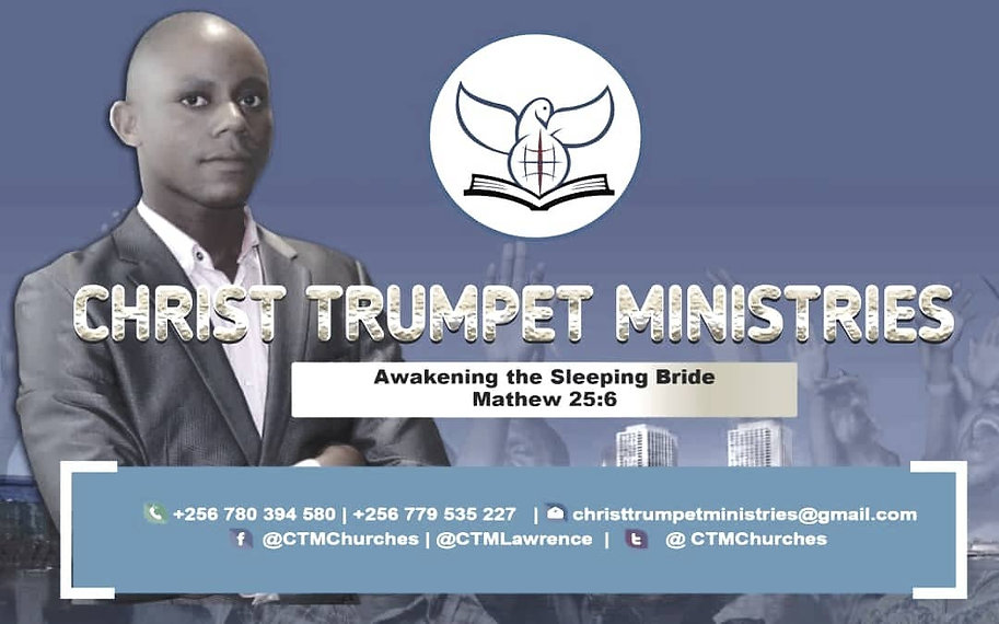 Apostle Lawrence Mugumbya - Christ Trumpet Ministries