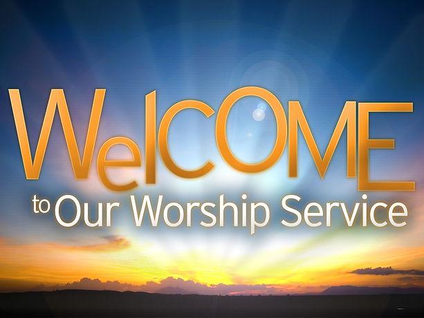 WORSHIP SERVICE - CTM