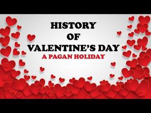 Pagan Valentine's Day Dark History