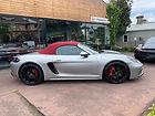 2018 Porsche718982 Boxster GTS Convertible
