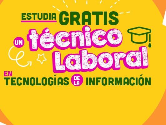 Ministerio TIC y OIT entregarán 8.596 becas para formación técnica laboral en programas TI