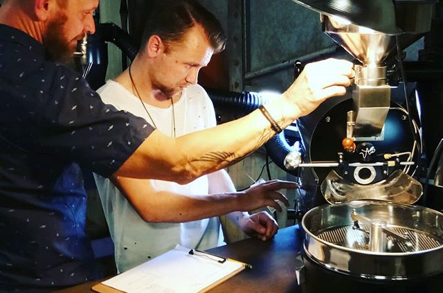 SCA ROASTER COURSE Foundations and Inter