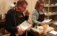barista course Coffee Sensory