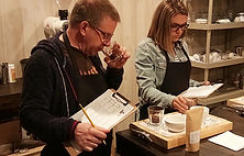 barista course Coffee Sensory