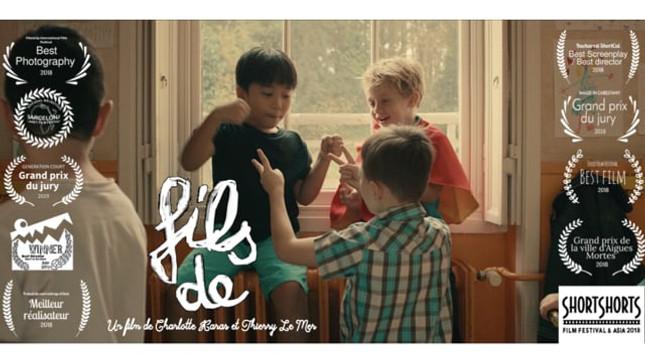 Fils De - Short Film 2018 - France