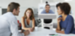 Remote Team Collaboration with Ava Telepresence Robots