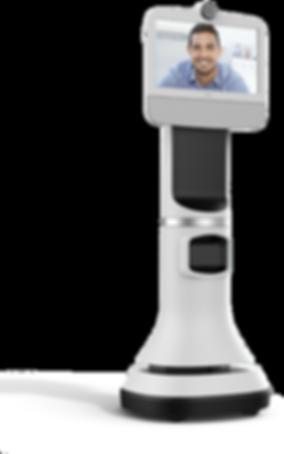 View of Ava Autonomous Telepresence Robot