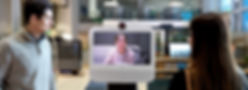 Ava Robotics Autonomous Telepresence Robots Collaborative Work Environment| Team Video Conferencing