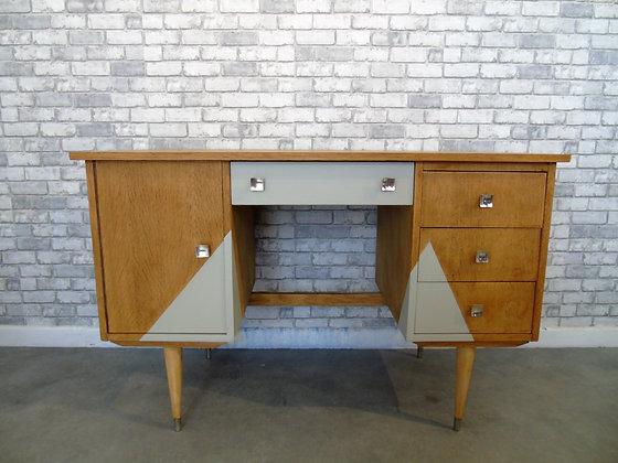 Gérald, le bureau vintage
