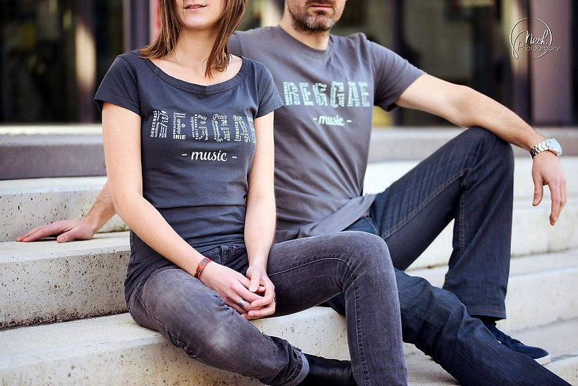 Tee shirts Uppertonne reggae
