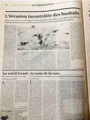 Journal du Petit Prince
